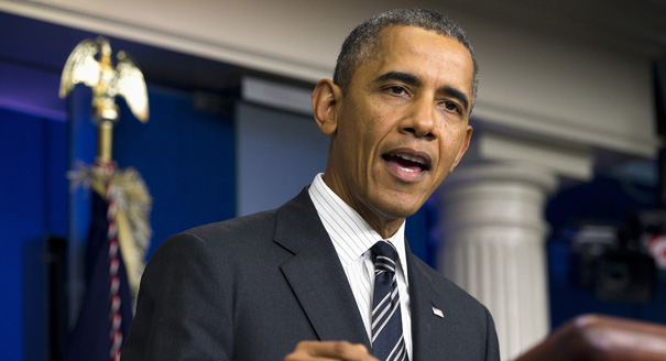 President Obama pitches new rules for political nonprofits