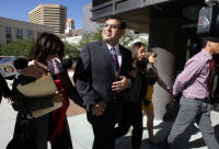 Ex-Access CEO, spokesman sentenced to 8 years in federal prison