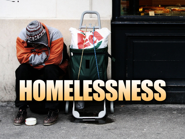 Interactive: Texas' Homeless Population Declines