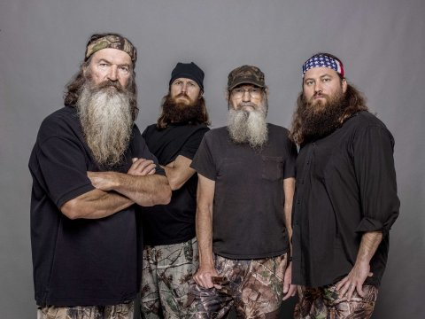 PRUDEN: Duck Dynasty's Robertson family teaches Hollywood a lesson