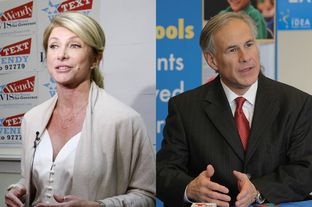 Dueling Ads in Governor's Race