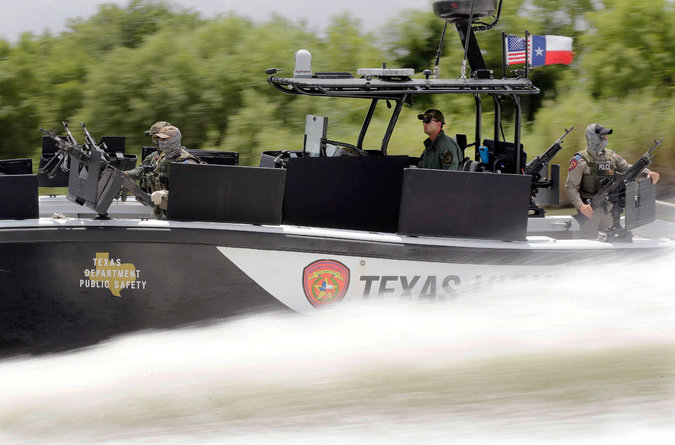 Texas Bolsters Border Patrol With Its Own