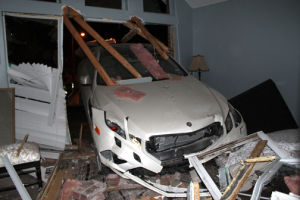 McAllen attorney gets probation for crashing car into home in DWI case