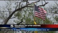 CHANNEL 5 NEWS Speaks with Man That Was Shot At By Border Patrol