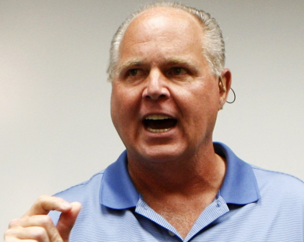 Waitress Says Rush Limbaugh Tipped Her $1,000 on Two Occasions — Here's What She Did With the Money Just to Spite Him