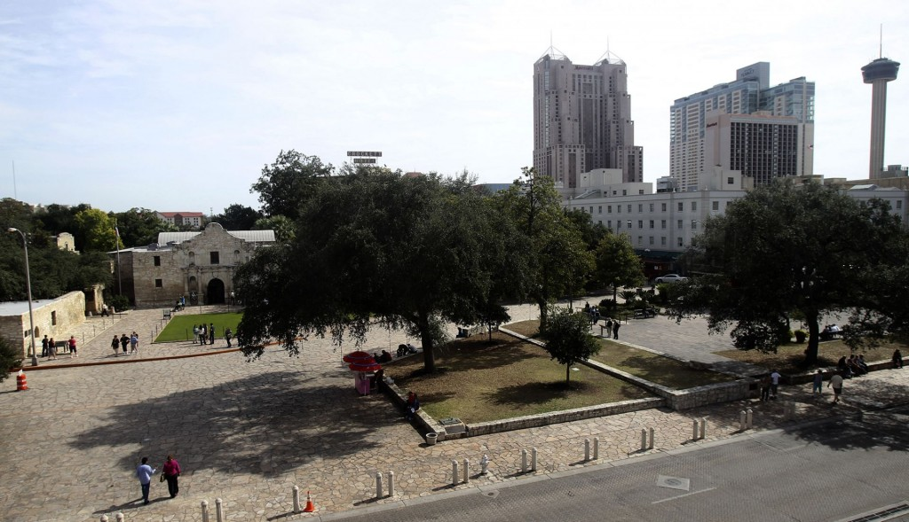 Vision for the Alamo Plaza