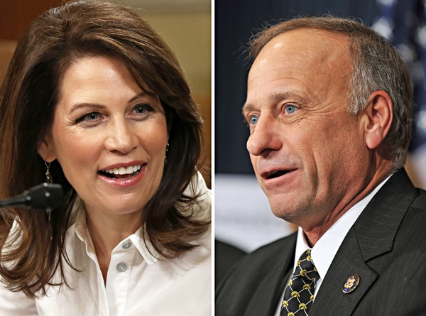 Michele Bachmann, Steve King Take Amnesty Fight to the Border