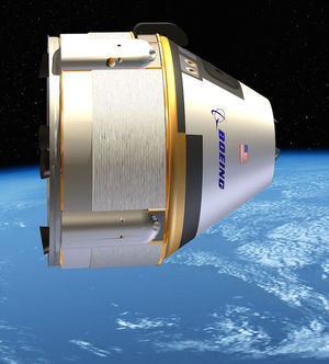 Boeing, SpaceX win bids to taxi astronauts to space station