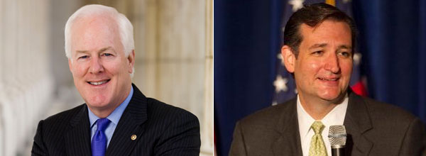 Cornyn, Cruz allowed to file court briefs in immigration suit
