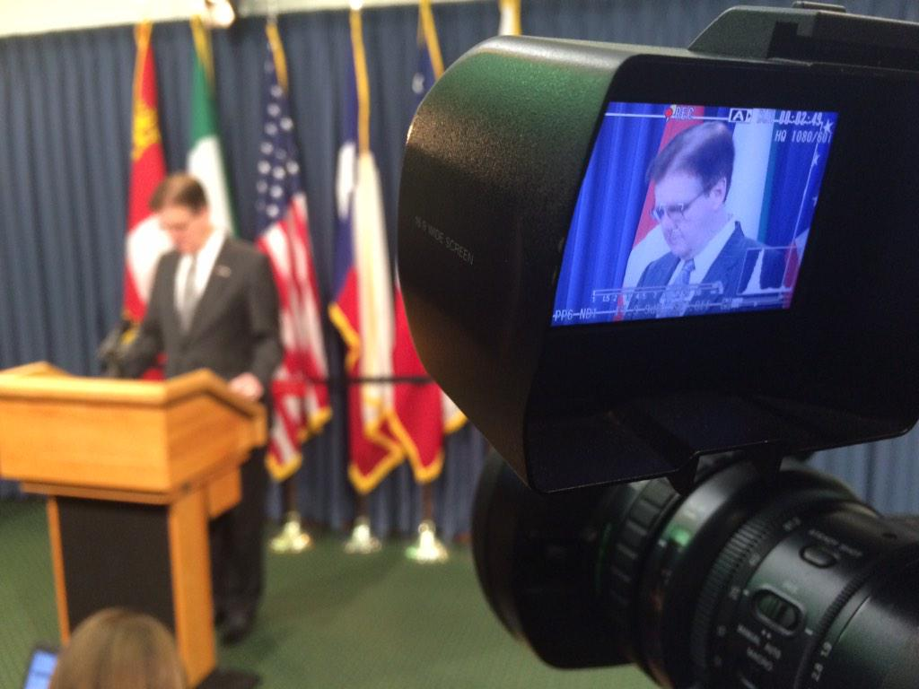 Lt. Gov.'s hand-picked citizen group to help craft Texas law