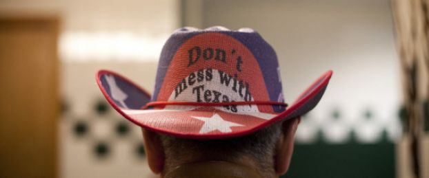 Feds raid Texas secessionist meeting