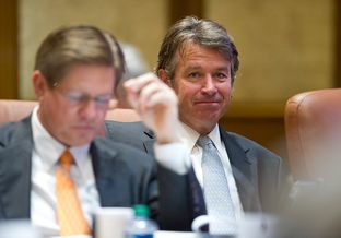 Regent Wallace Hall sues UT chancellor over access to admissions records