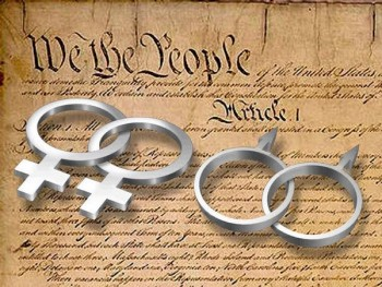Angela Box RERop-ed: I'm Torn: Gay Marriage and the Constitution