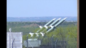 MISSILES IN POST TEXAS: Why Are There 3 Big Missiles South Of This Sleepy TX Town?