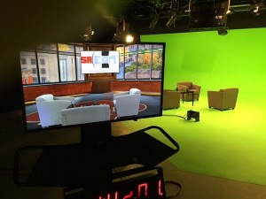 C'mon down! City opens 'free' TV studios