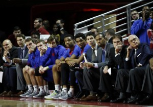 RERsports: No longer perfect, NCAA-banned No. 13 SMU still AAC leader