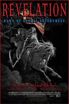 RERaction: Screening of the movie 'Revelation: Dawn of Global Government' in Houston