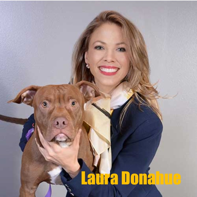 RERhotclip: LAURA DONAHUE & TEXAS HUMANE LEGISLATIVE NETWORK TO PRESS HARD FOR STRONGER ANIMAL PROTECTION LAWS (AUDIO)