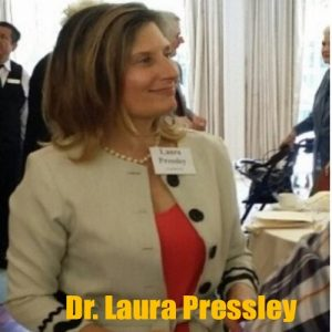 Dr Laura Pressley Working Room