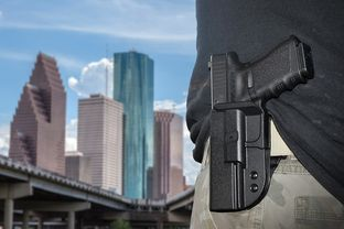 Black Gun Owners in Texas Decry Racial Bias