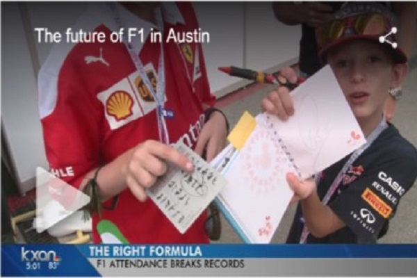 RERsports: Formula One organizers say no need to speculate over future in Austin (VIDEO)