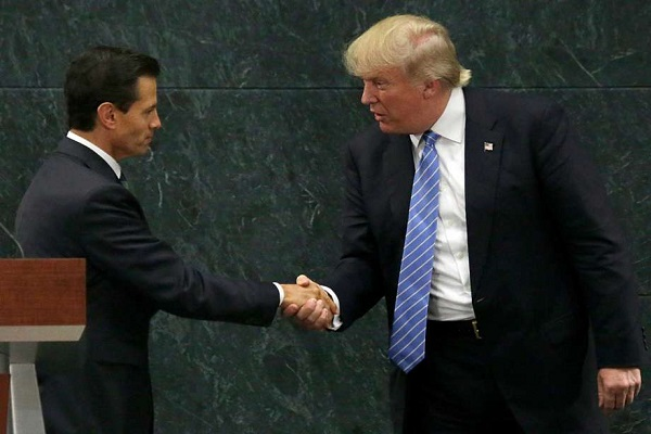 With Trump in office, Mexican demand for U.S. gas falls into question