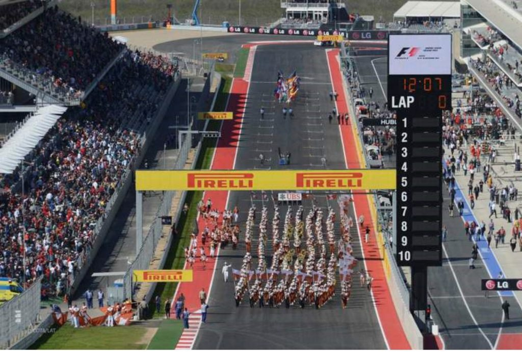 RERsports -- TEXAS BLOCKS RELEASE OF F1'S US GRAND PRIX PAYMENT DETAILS