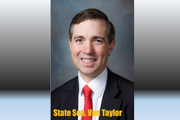 PRESS RELEASE — SENATOR VAN TAYLOR AND REPRESENTATIVE SCOTT SANFORD FILE LEGISLATION TO STOP PROLIFERATION OF TOLL ROADS