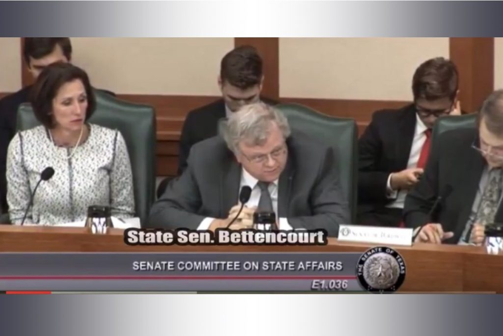RERvideo – STATE SEN BETTENCOUR UNCOVERS THE DECEIT OF TAB BATHROOM BILL OPPOSITION (VIDEO)