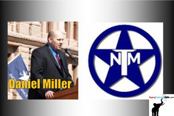 RERhotclip – TX NATIONALIST MOVEMENT WILL ENDORSE IN RPT CHAIR'S RACE. ANNOUNCING MONDAY ON RER. (AUDIO)