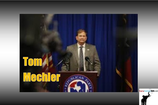 RERfirst – BREAKING: IT'S OFFICIAL. MECHLER QUITS POST AS TEXAS GOP CHAIR.