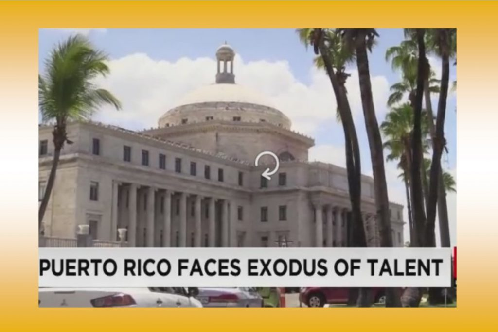 Puerto Rico statehood referendum draws big support -- but small turnout (VIDEO)