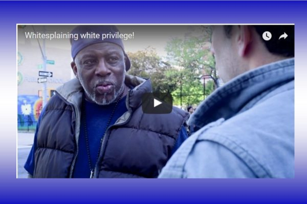 Are You a Whitesplainer? (VIDEO)