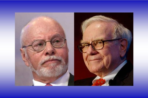Major GOP Donor Paul Singer versus Democrat Donor Warren Buffett on Texas Energy