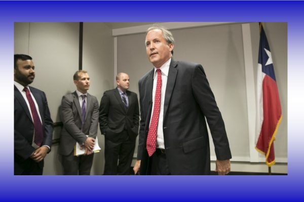 Ken Paxton investigated for accepting $100,000 gift