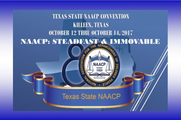 NAACP state conference 'Steadfast and Immovable' begins Thursday in Killeen