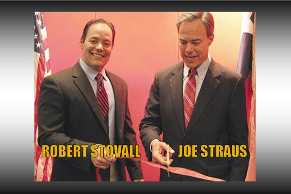RER BREAKING – BEXAR GOP CHAIR STOVALL STOPS STRAUS #RULE44 EFFORT (VIDEO)
