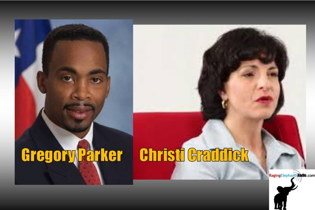 RERfirst -- ANOTHER GUERRILLA WEBSITE EMERGES. THIS ONE TARGETS CHRISTI CRADDICK.