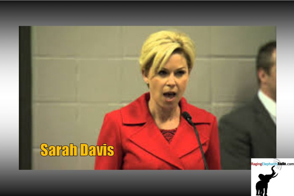 RERfirst -- SARAH DAVIS. HARRIS COUNTY. #RULE44. IT'S ON! MONDAY