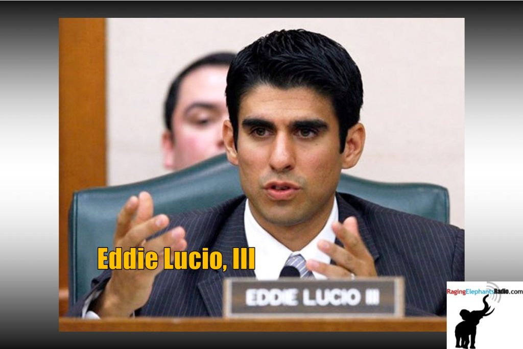RERfirst –STATE REP. LUCIO'S BUSINESS GOT $58 MILLION FROM GOVT TO SHELTER PREGNANT ILLEGAL TEENS (AUDIO)