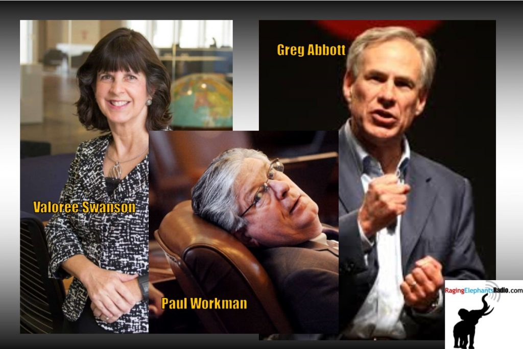 RERfirst – ABBOTT ENDORSEMENTS: A PILE OF CONTRADICTION, NONSENSE, HUMOR, AND RINOS (AUDIO)