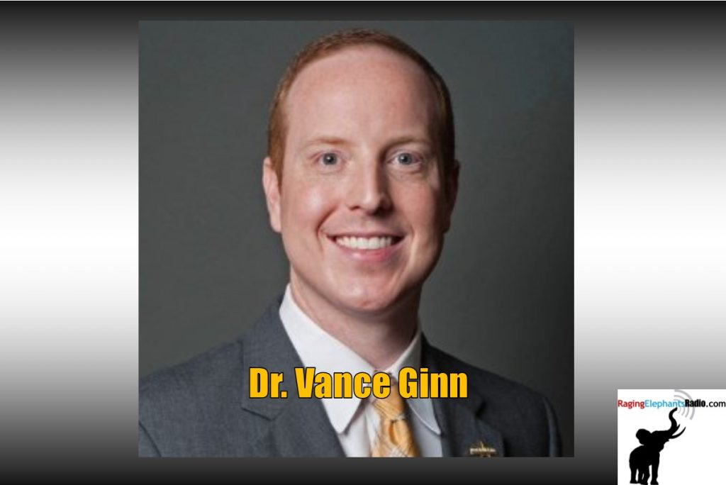 RERhotclip – DR. VANCE GINN: TRUMP TAX CUTS WILL PUT TEXAS ECONOMY ON STEROIDS (AUDIO)