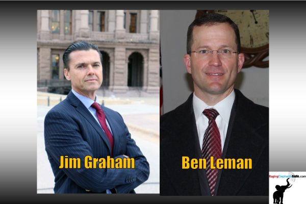 RERhotclip – LEMAN CANDIDACY IGNITES CIVIL WAR BETWEEN TEXAS CATHOLICS (AUDIO)