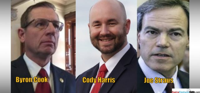 RERfirst – CANDIDATE CODY HARRIS IS