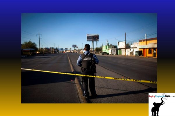 Just a shot away? Ciudad Juárez residents fear new cartel war may be coming