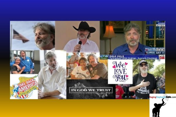 RERfirst — TEXAS LM ACTIVIST DALE HULS SUFFERS HEART ATTACK. PRAYERS NEEDED