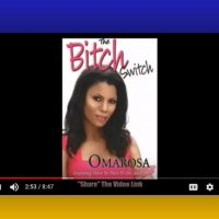 RERvideo — OMAROSA CALLED HERSELF A DOG (VIDEO)
