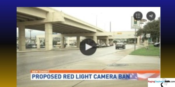 City of Leon Valley opposes Gov. Greg Abbott proposed red light camera ban