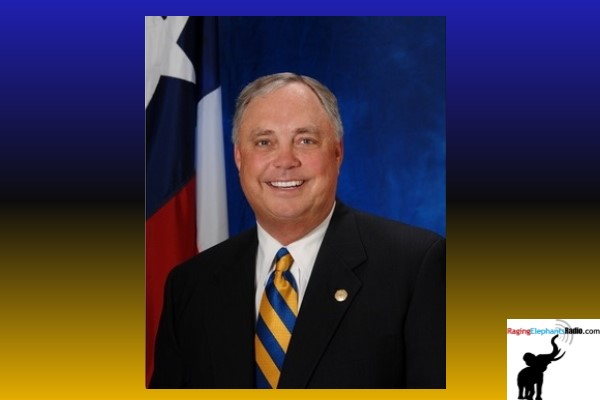 Rep. Drew Darby files for Texas Speaker