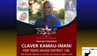 PRESS RELEASE — TEXAS RIGHT TO LIFE ENDORSES APOSTLE CLAVER FOR HD 138